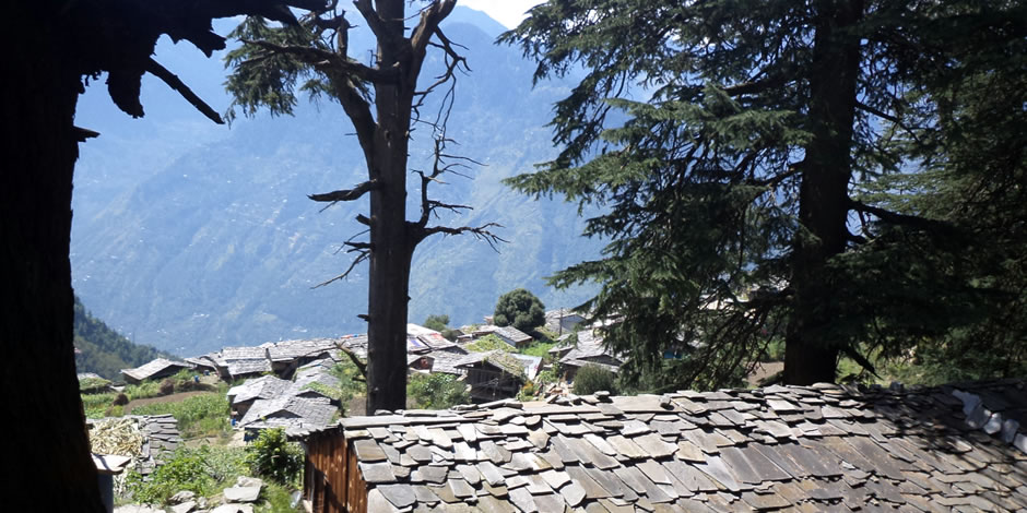 contact Soham's Chateau De Naggar for naggar hotels